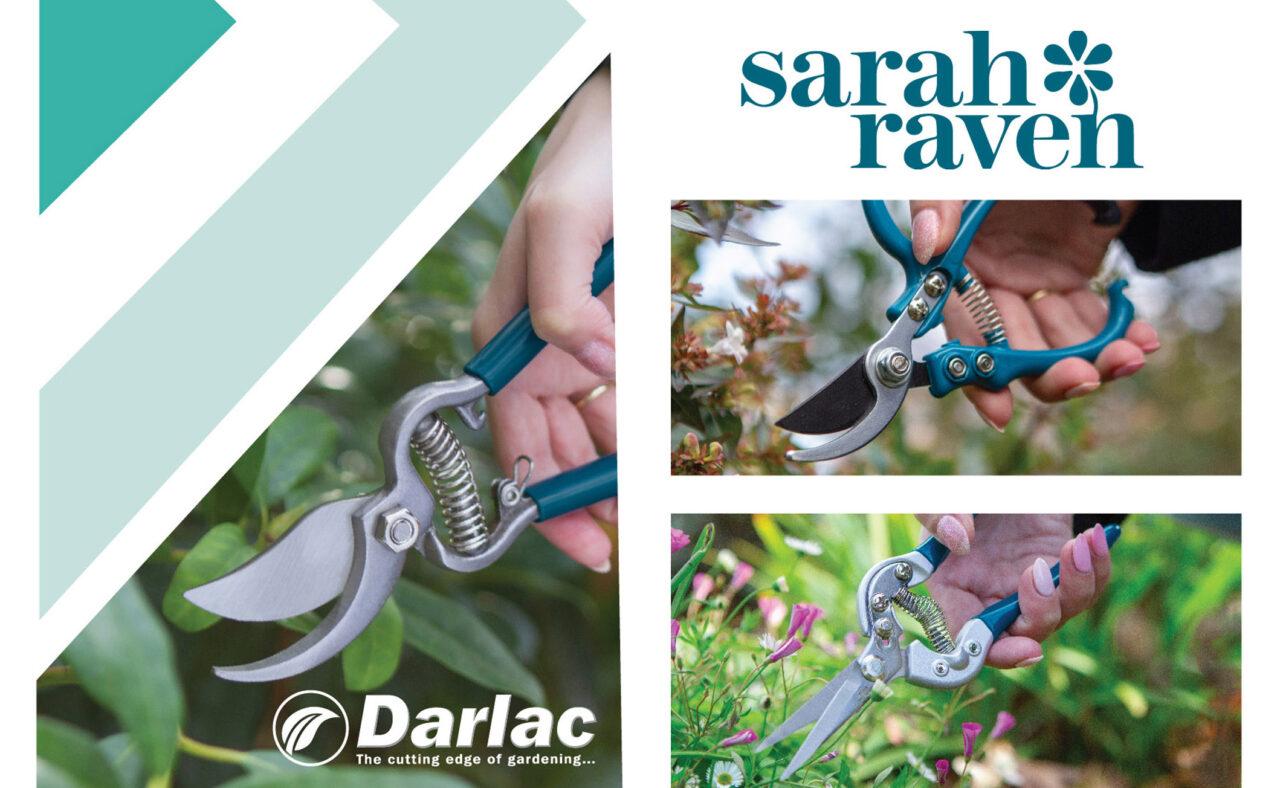Sarah Raven Tools From Darlac!