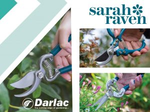 Sarah Raven Tools From Darlac!