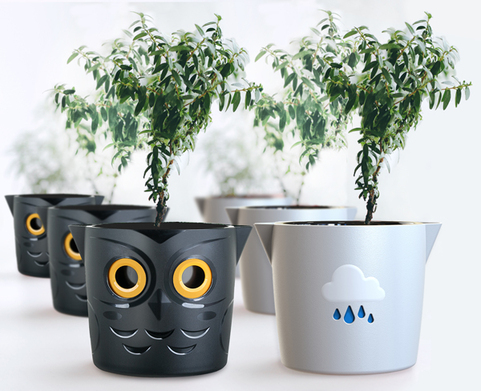 New WaterMe Pot From Darlac Takes the Guesswork Out of Watering