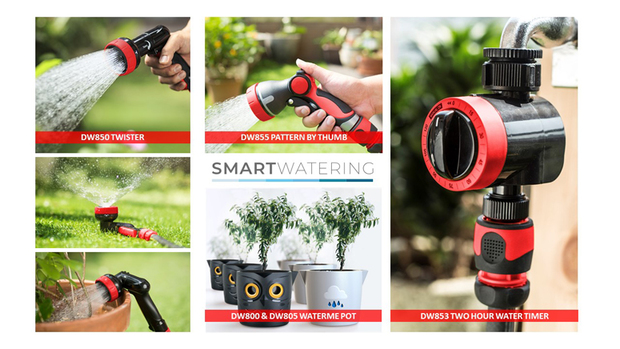 Darlac, well known for innovation in gardening, have announced a threefold increase in their watering equipment sales since garden centres came out of lockdown. Not just because of the heat wave over spring and summer in many parts of the country but because more garden centres have listed the range with 25 new stockists in May alone!
