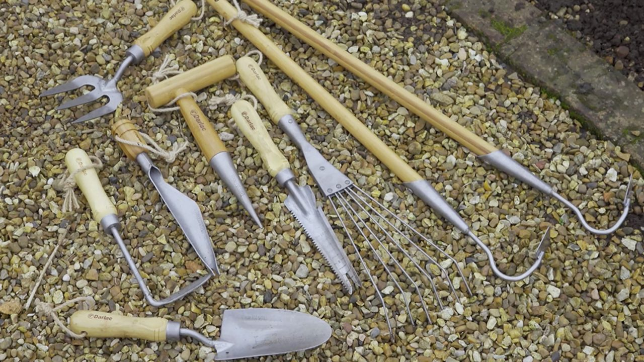 Stunning Darlac Bamboo Tools | Gardening Advice with Pots & Trowels