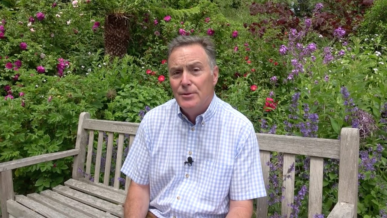 Gardening Tips and Garden Advice Q&A with Martin Fish